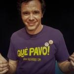 #rafaelmaza es #solofabiolo en  @salaceroteatro #MuyDeEscenarios #quepavo!